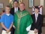 Bishop Breen Scholarship Winners 2012